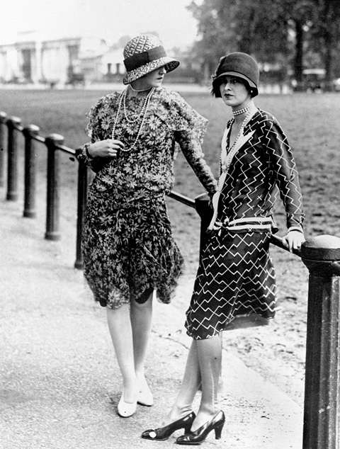 History Of Fashion 1920 39 S 1930 39 S
