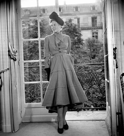 Famous Clothing Designers In The 1940 History of Fashion s