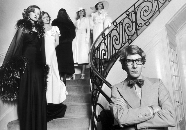 1970s Fashion History Yves Saint-Laurent