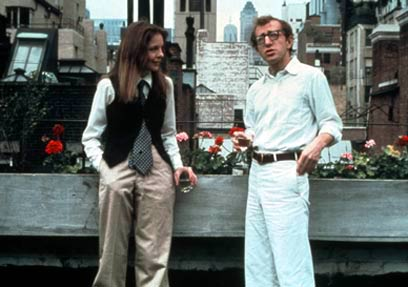 Fashion in Films 1970s Annie Hall