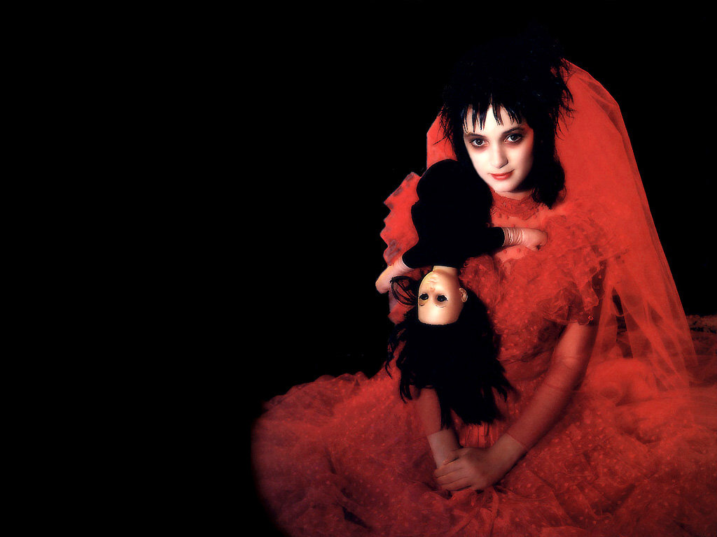 Fashion in Films 1980s Beetlejuice