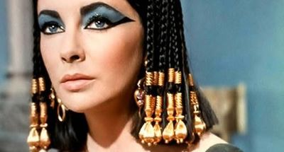 1960s Fashion in Films Cleopatra
