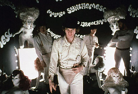 Fashion in Films 1970s A Clockwork Orange