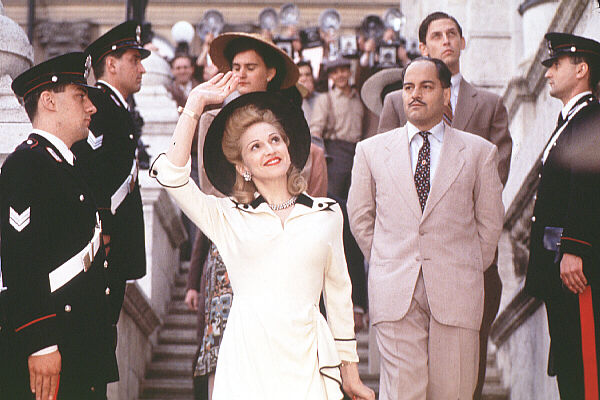 Fashion in Films 1990s Evita