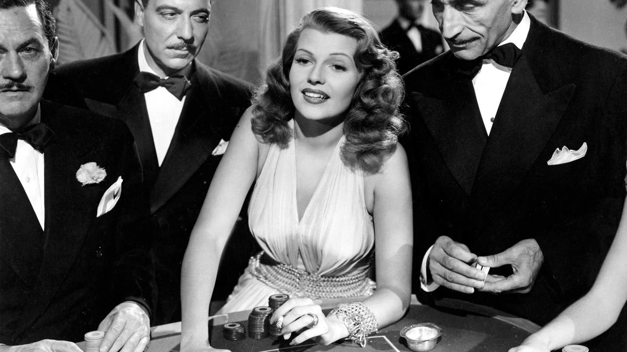 Fashion in Films 1940s Gilda