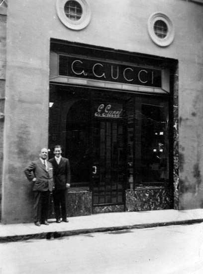 Designer Biography Guccio Gucci