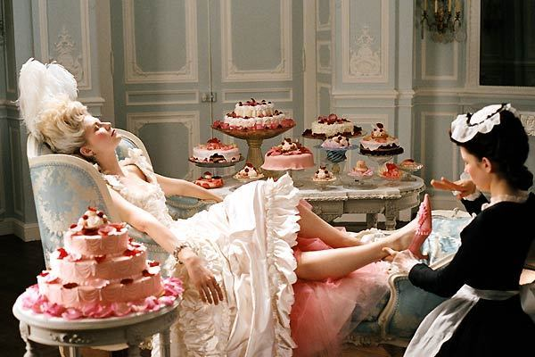 Fashion in Films 2000s Marie Antoinette