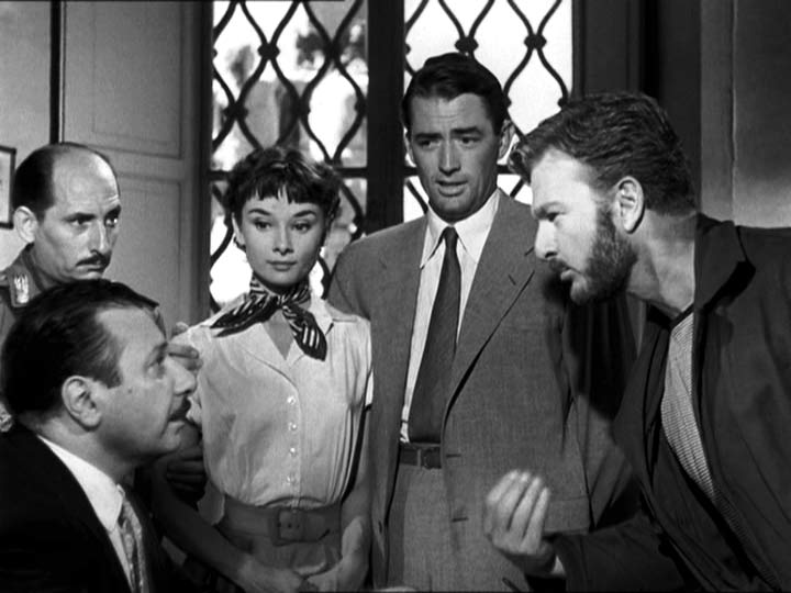 Fashion in Films 1950s Roman holiday