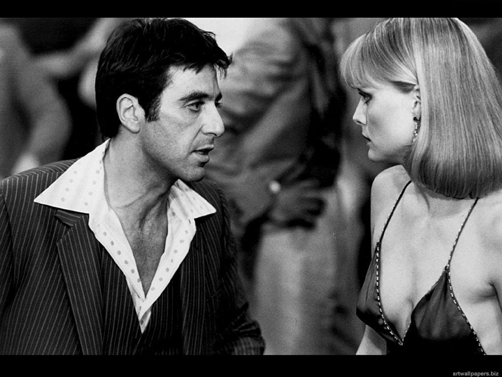 Fashion in Films 1980s Scarface