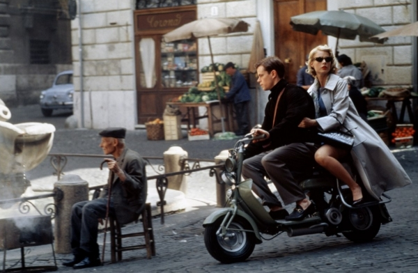 Fashion in Films 1990s The Talented Mr Ripley