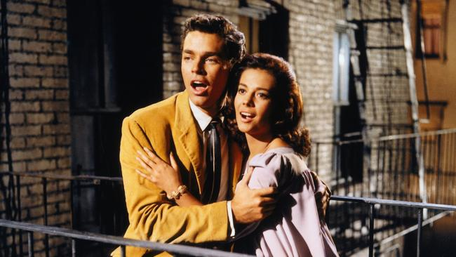 1960s Fashion in Films West Side Story