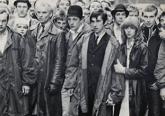Fashion in Films 1970s Quadrophenia