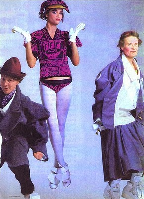 History of Fashion 1980's - 1990's