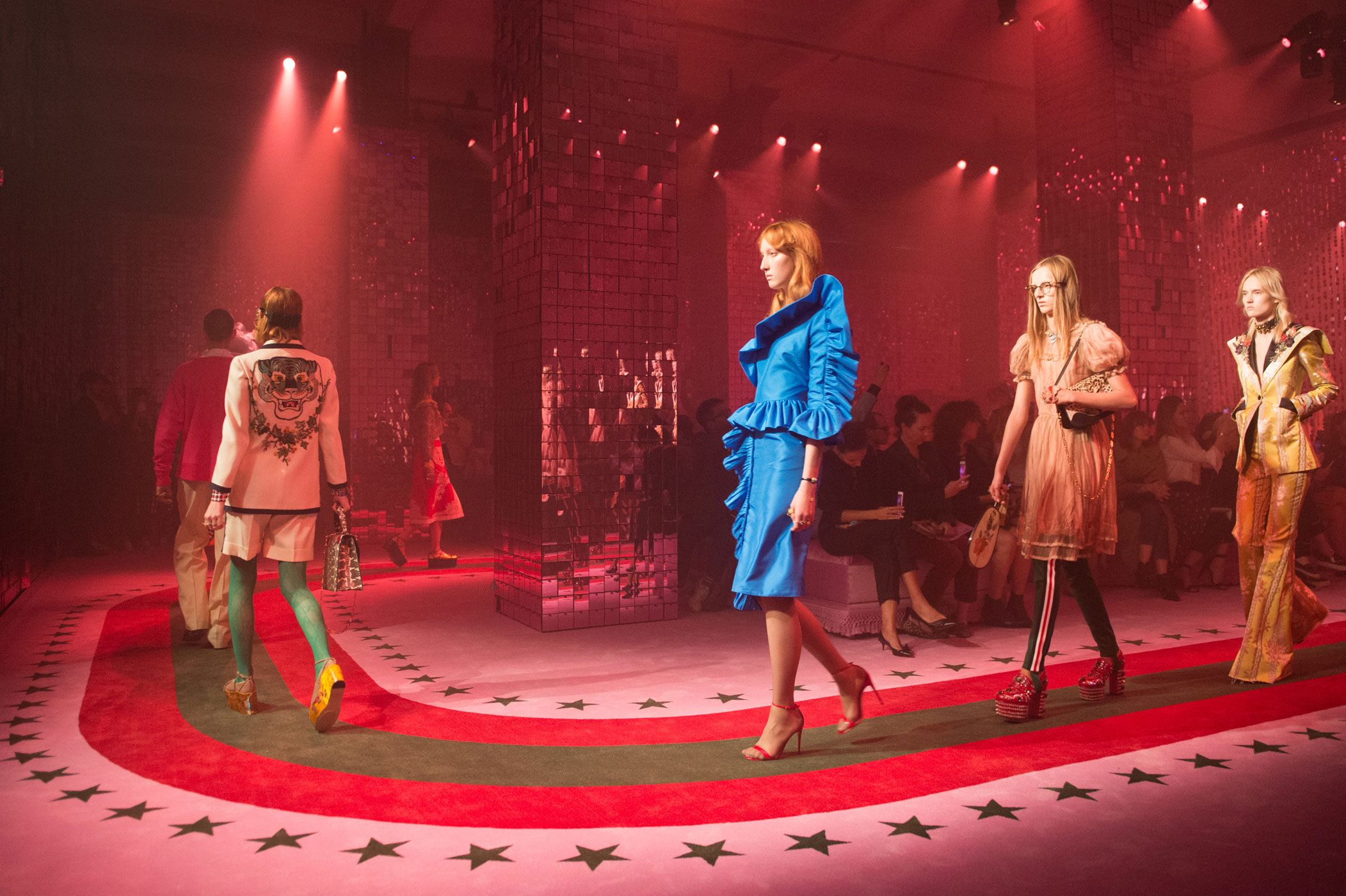 Catch up all last SS17 shows here