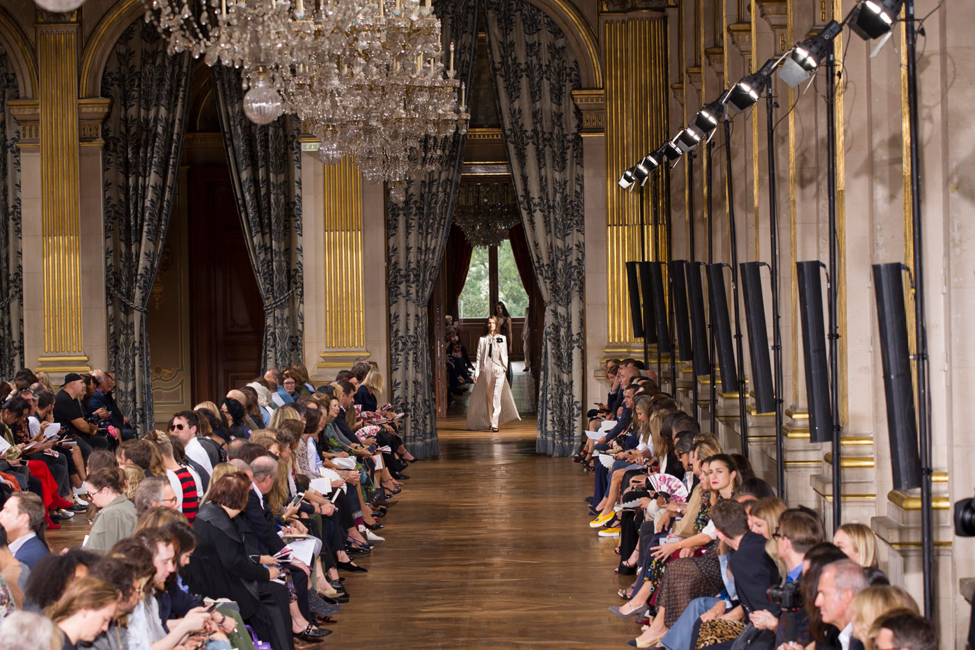 The SS17 Paris fashion week is underway - follow all shows here!