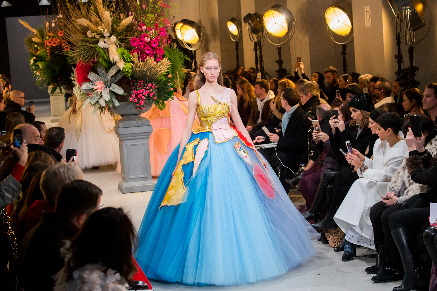 The Haute Couture SS17 fashion week is sadly over, however you can catch up on all shows from here!