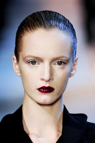 Make up fashion for autumn