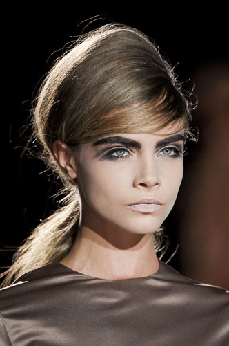 Tendances Maquillage Et Coiffures Printemps T 2013 Catwalk Yourself