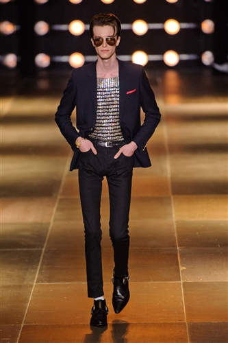 Saint Laurent Catwalk Yourself