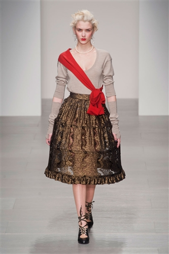 vivienne westwood red label aw 2014   2015