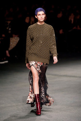 Trends_catwalk_yourself_AW13_grunge_givenchy