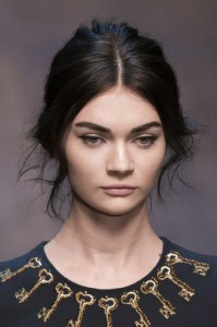 trends_catwalk_yourself_AW14_hair_dolce_and_gabbana