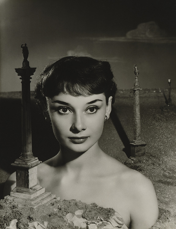 audrey hepburn at the national portrait gallery. Black Bedroom Furniture Sets. Home Design Ideas