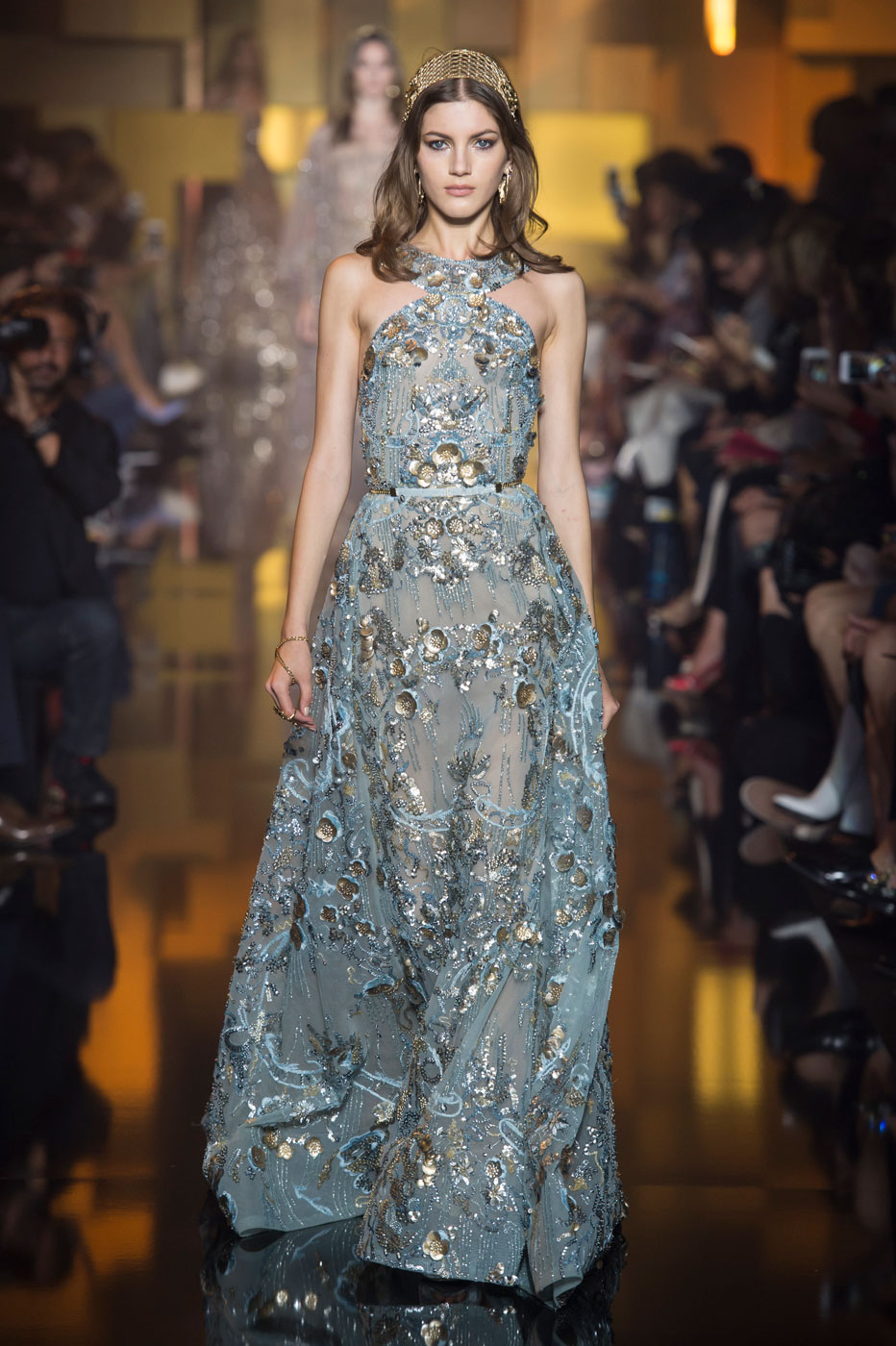 Elie saab haute couture autumn winter 2015 16 for American haute couture