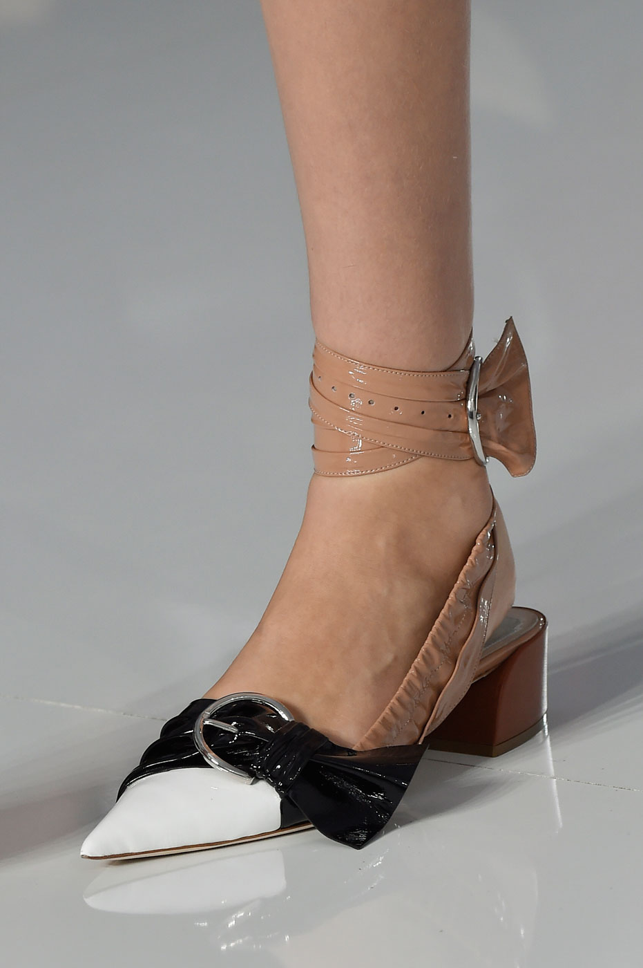 Runway Collection Shoes Black High Heels