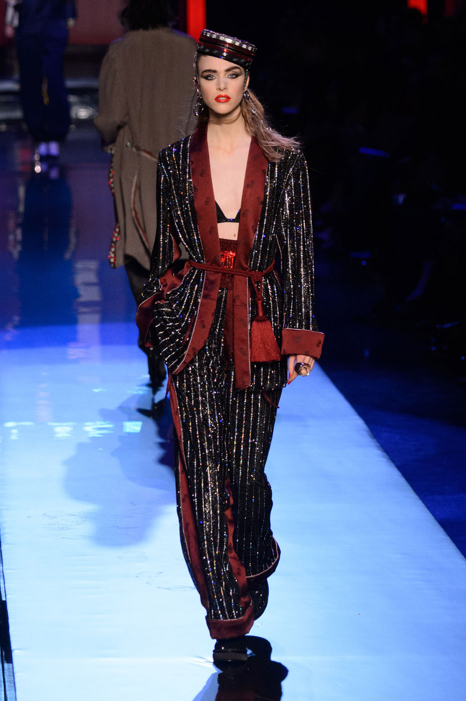 Jean paul gaultier haute couture spring summer 2016 for American haute couture