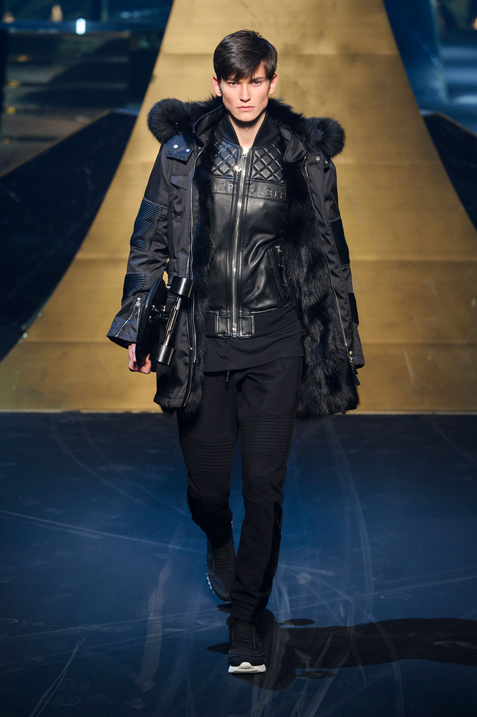 Philipp Plein Man Autumn-Winter 2016-17