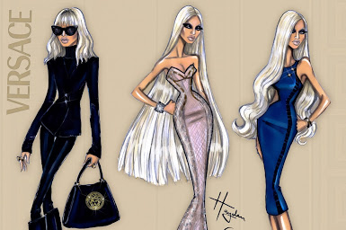 Donatella Versace by Hayden Williams 2