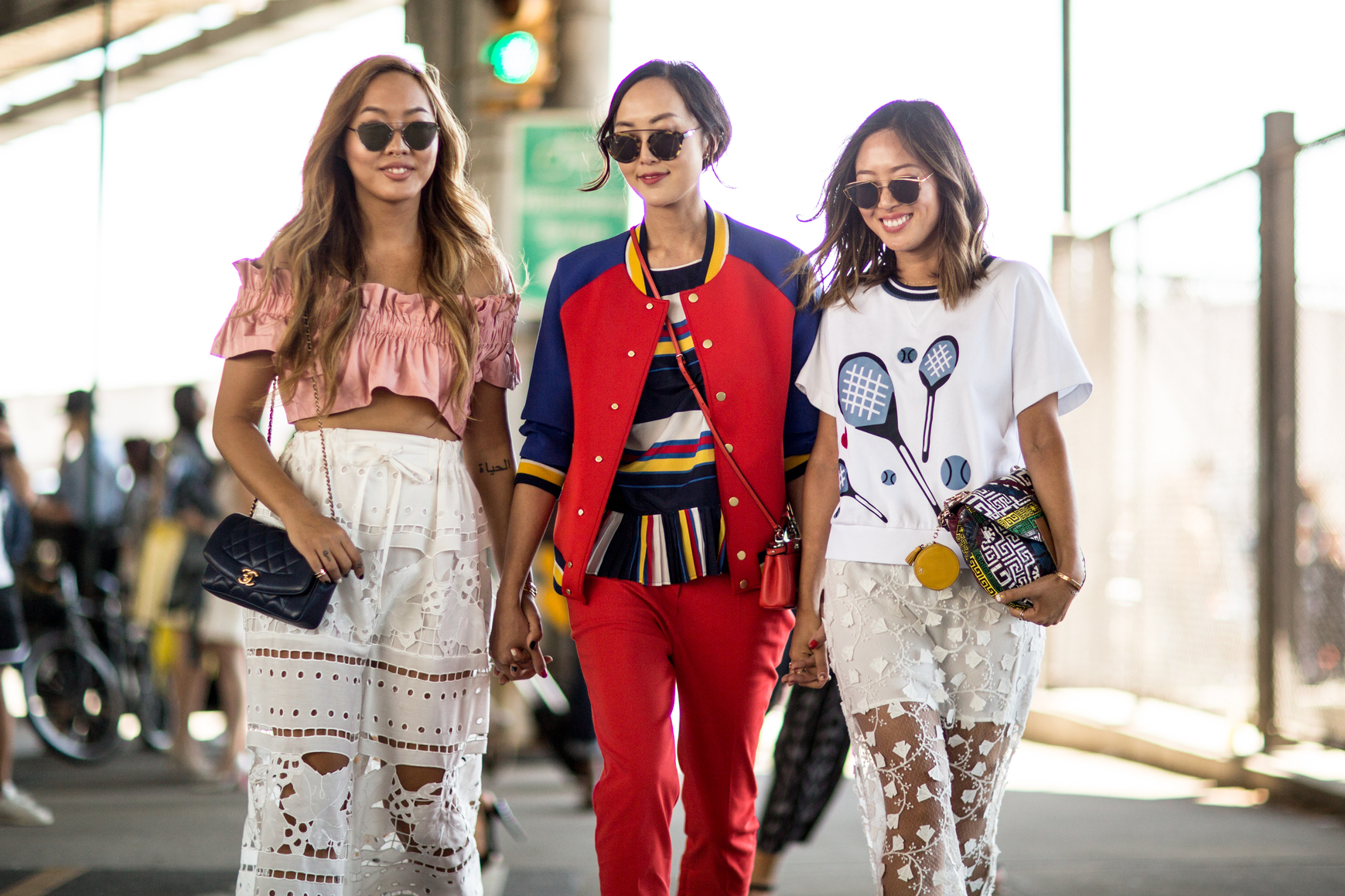 Street fashion cute combinations - Trendy gang ...