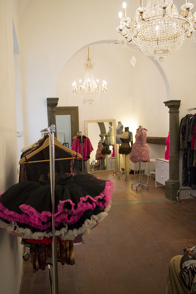 From sicily to florence the journey of a couture designer for What does haute couture mean