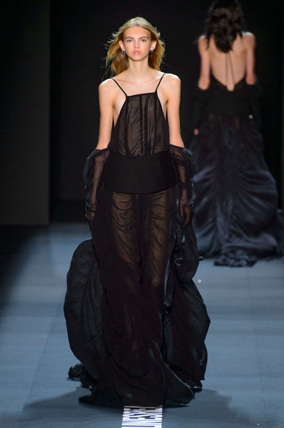 Vera wang spring / summer 2017 collection - new york fashion week