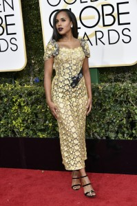Kerry Washington in Dolce & Gabbana