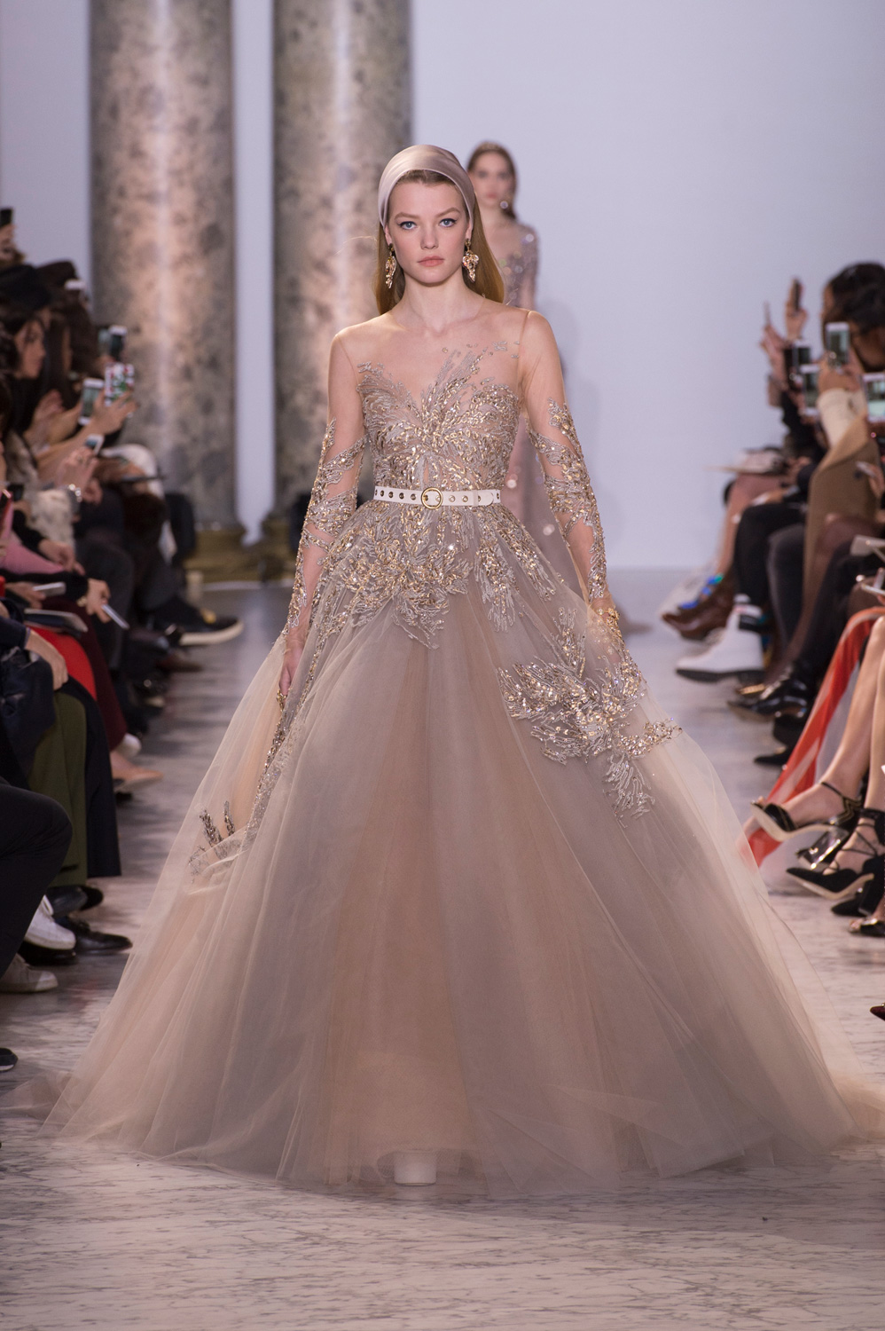 Elie saab haute couture spring summer 2017 for American haute couture