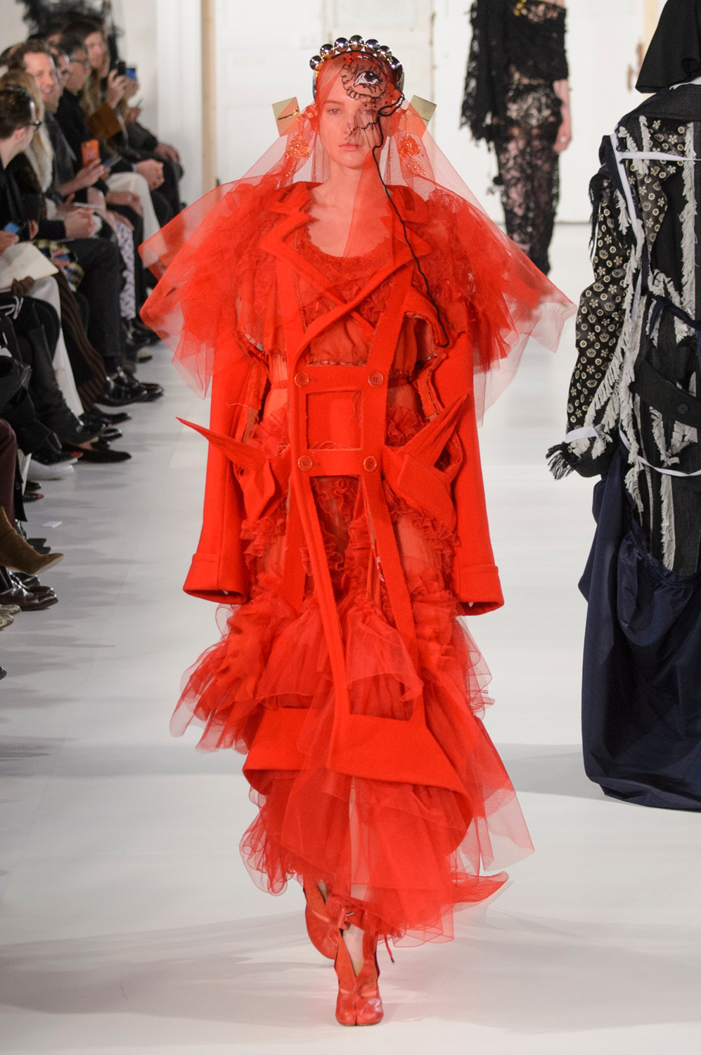 Maison margiela haute couture spring summer 2017 for Maison de haute couture